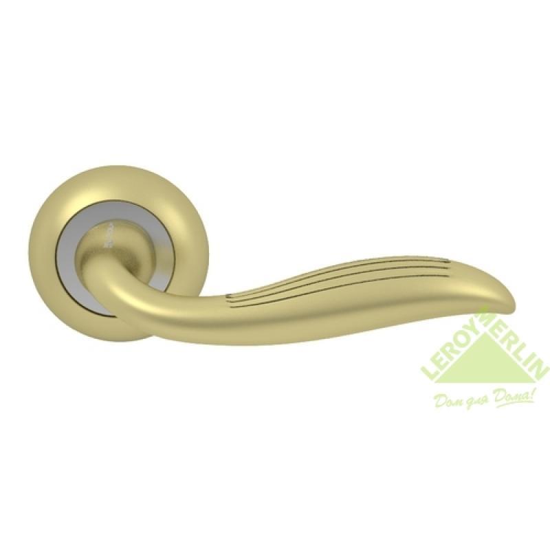 Ручка дверная Emma, золото матовое