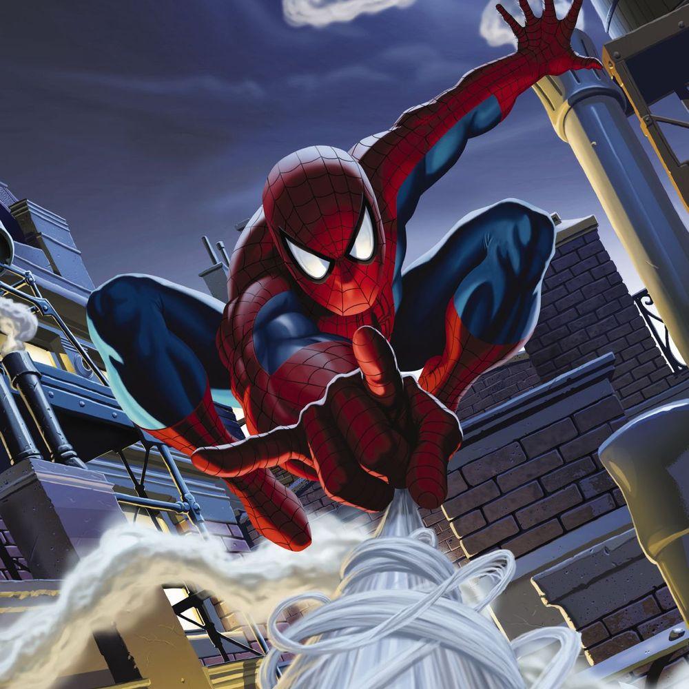 Фотопанно бумажное «Spider-Man» 127х184 см