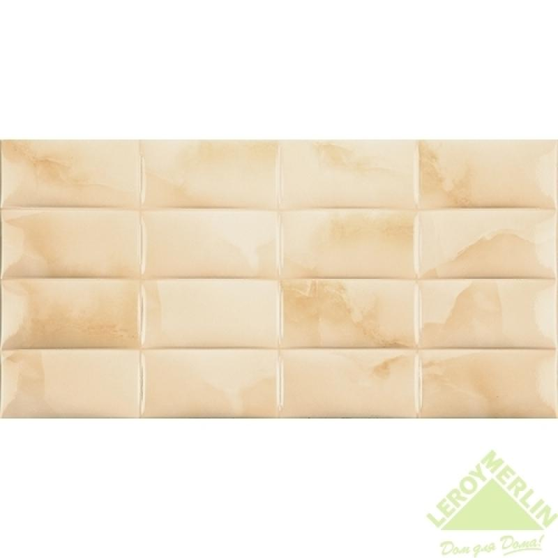 Плитка настенная Bombay Onix Pastel, 25x50 см, 1,375 м2
