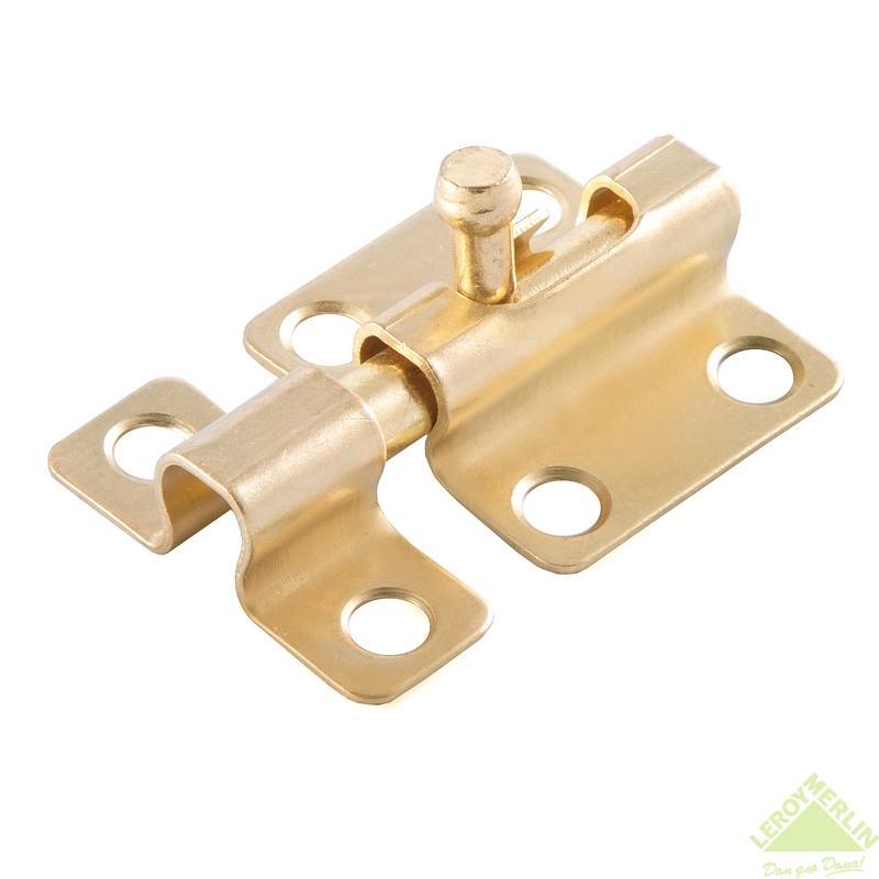 Шпингалет Palladium 02-35 BR, золото