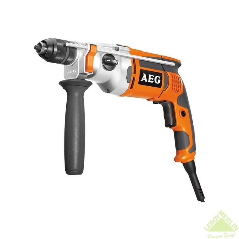 Дрель ударная AEG SB2-650, 650 Вт