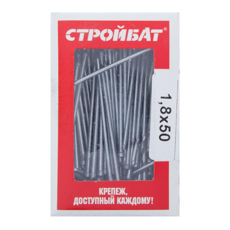 Гвозди финишные 1.8х50 мм, 0.3 кг