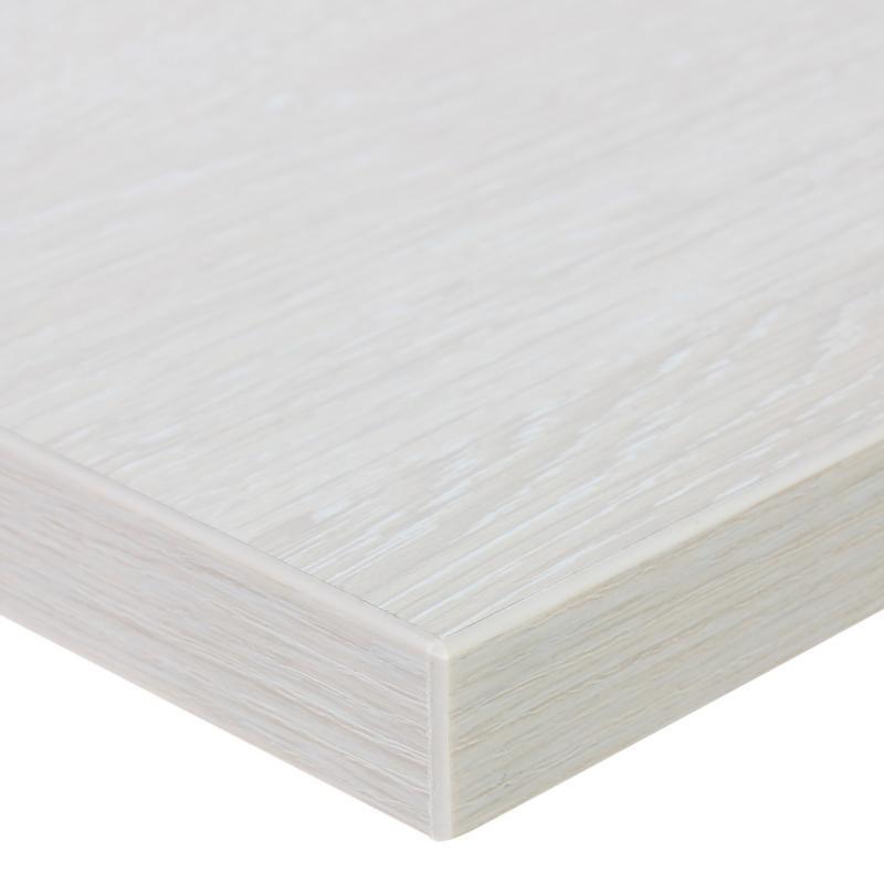 Столешница под раковину Порто, 47х120 см, цвет дуб белёный