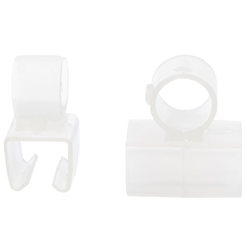 Переходник для держателя U-шины пластик 3 шт.