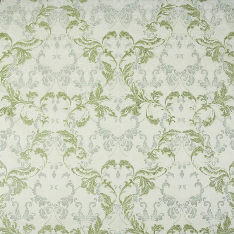 Обои на флизелиновой основе Вензеля 1.06х10 м цвет зелёный FOX 2167