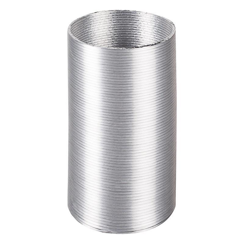 Воздуховод гибкий алюминиевый  K D130мм 0,75-3м