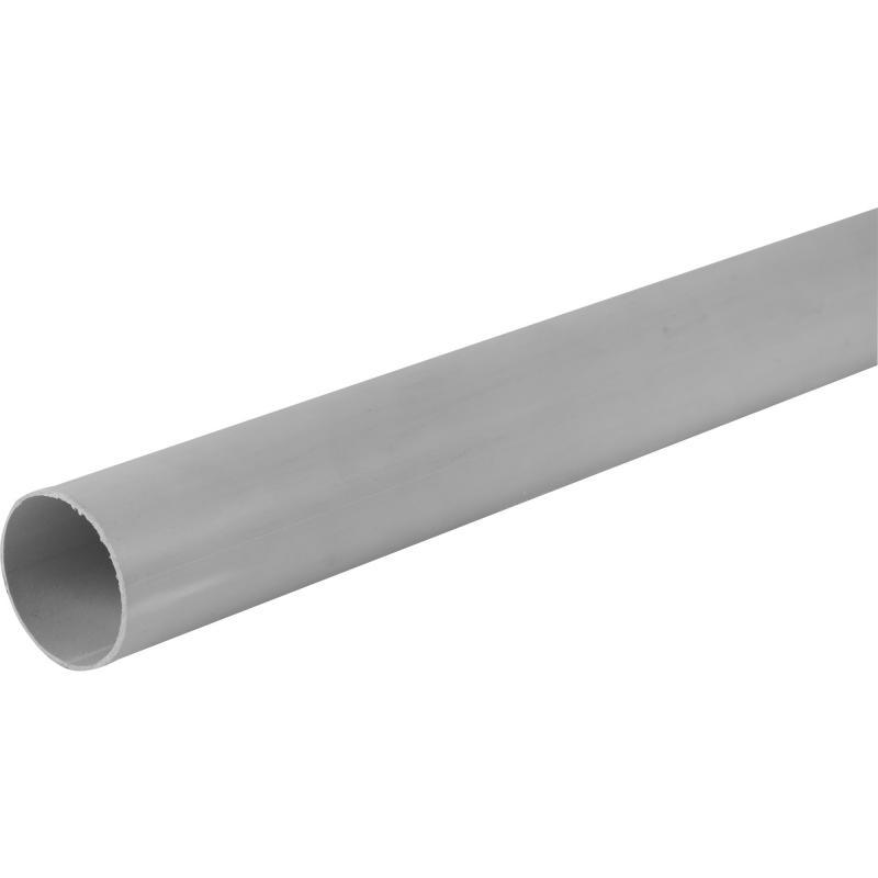 Труба жесткая Экопласт ПВХ D40 мм 2 м