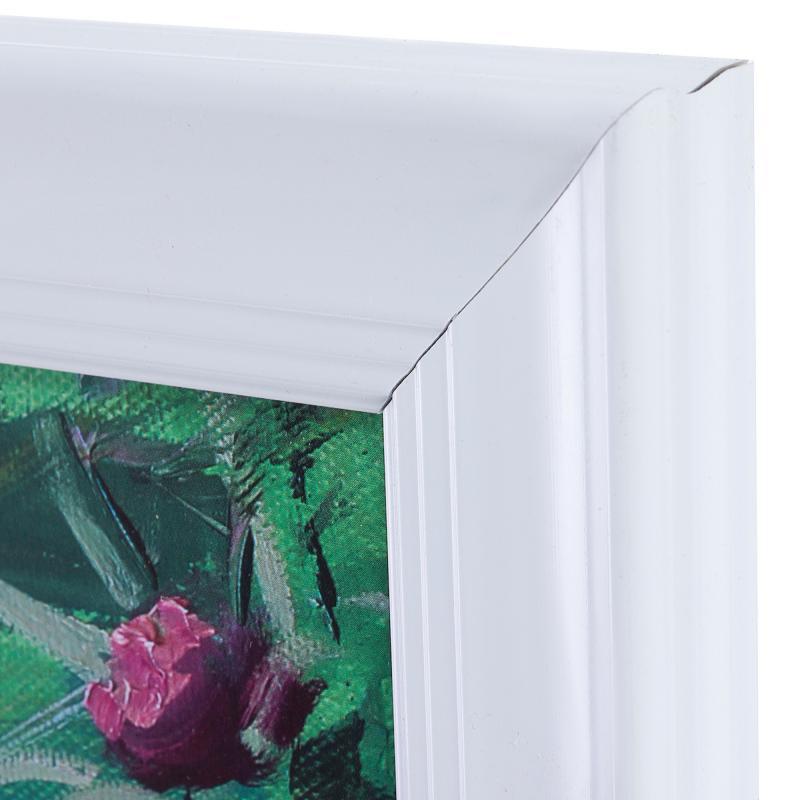 Постер в раме 40х50 см «Фиалки в лесу» II
