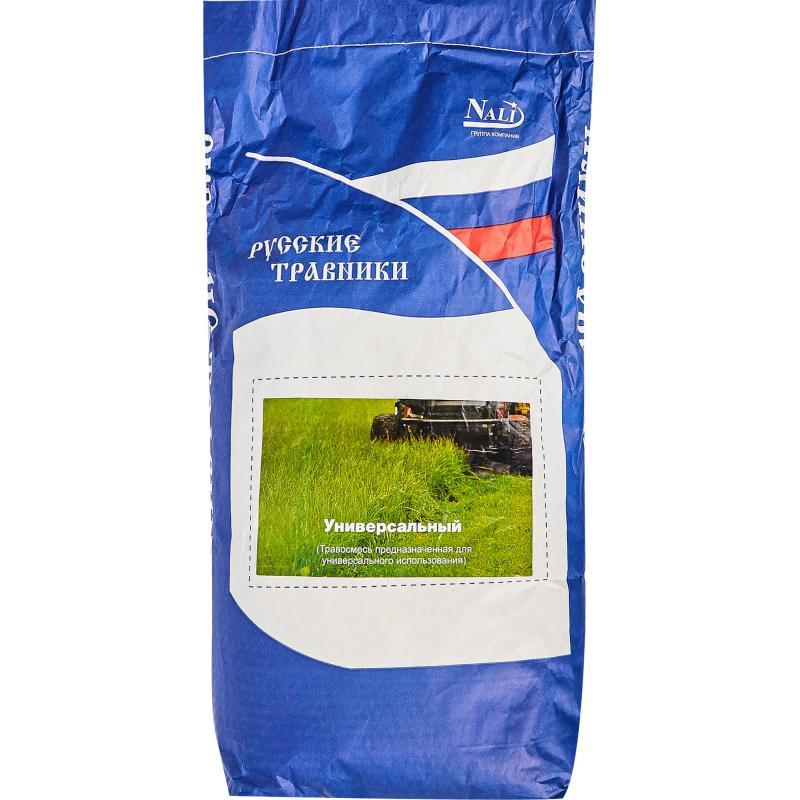 Семена газона Русские травники Универсальный сад 12 кг