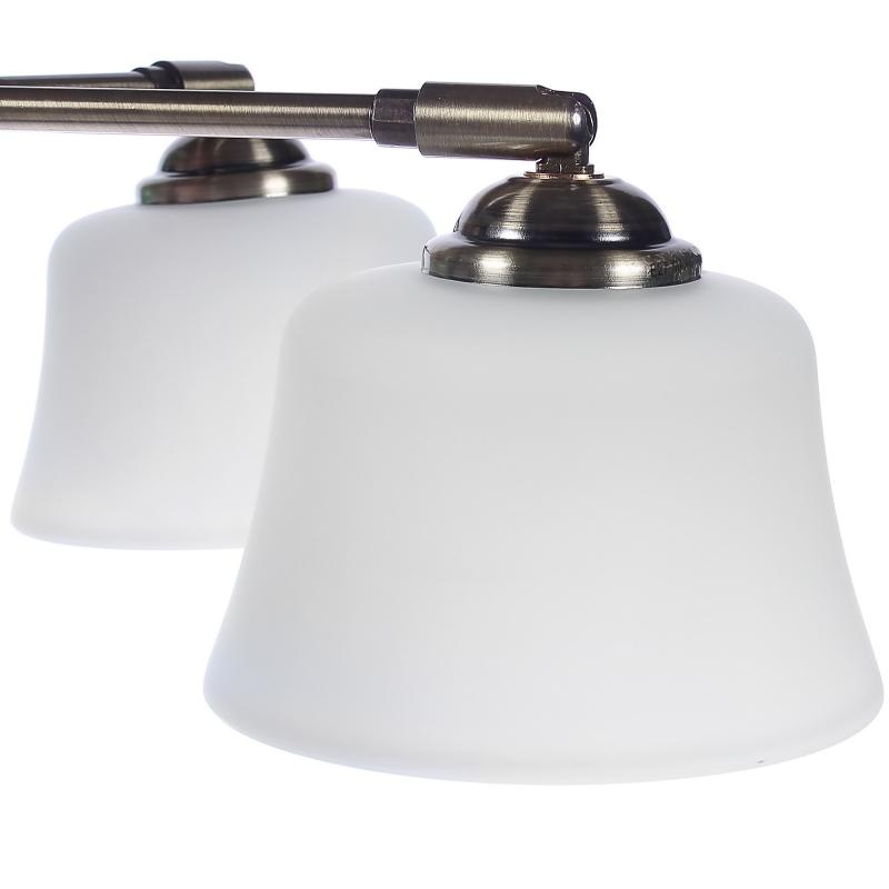 Люстра потолочная «Tuba», 5xЕ27x60 Вт