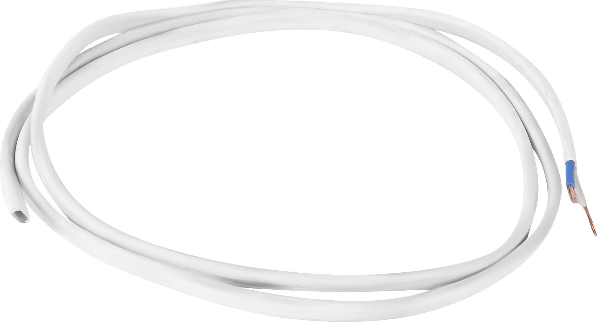 Провод гибкий ПУГНПбм 2х1.5 мм на отрез