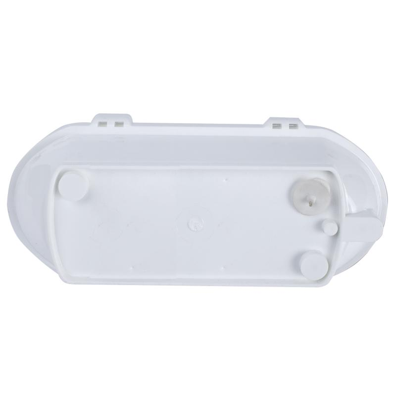 Светильник Теда-1 1xE27х40 Вт, цвет белый, IP54