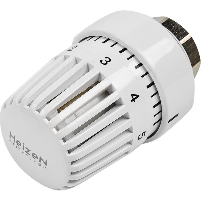"""Комплект терморегулирующий Heizen 3/4"""" угловой, для радиатора"""