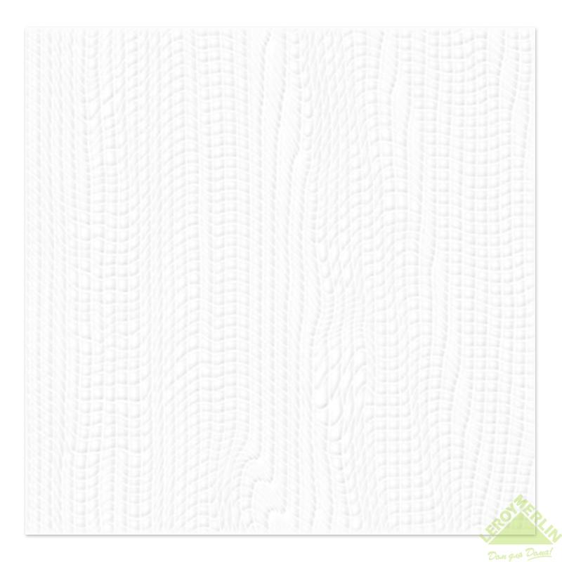 Плитка настенная Агама, цвет белый, 20х30 см, 0,96 м2