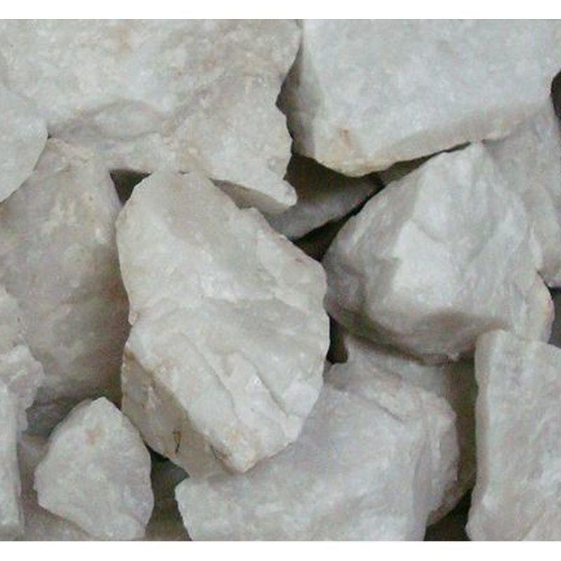 Камни для бани и сауны Кварцит, 20 кг