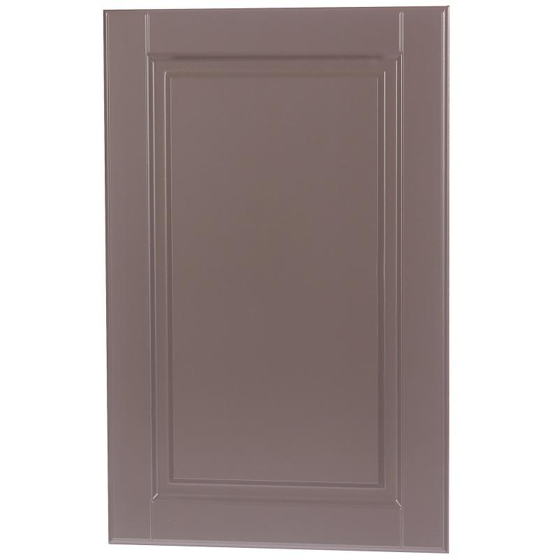 Дверь для шкафа Delinia «Леда серая» 45x70 см, МДФ, цвет серый