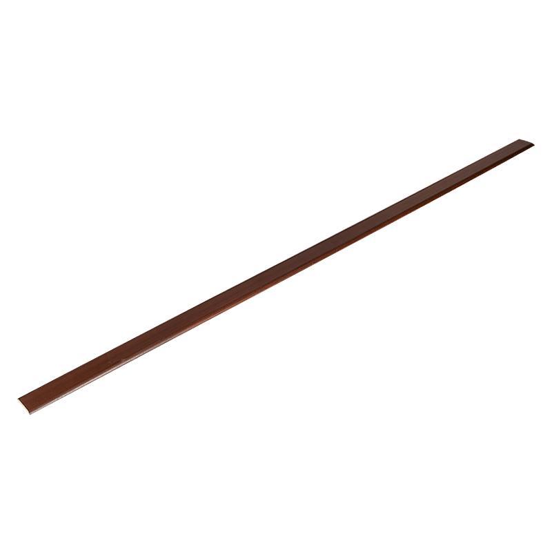 Наличник, шпон, цвет красное дереворадиал
