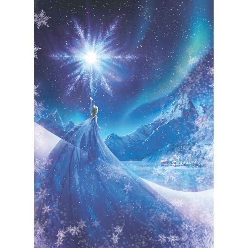 Фотопанно бумажное «Snow Queen», 184х254 см