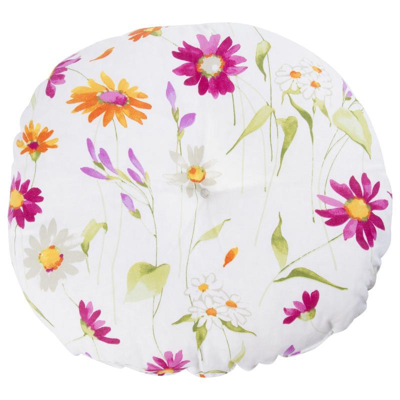 Подушка декоративная «Кантри» 40 см цвет бежевый
