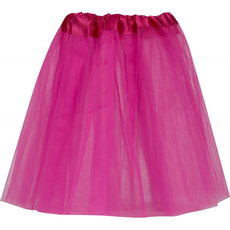 Юбка маскарадная, цвет розовый