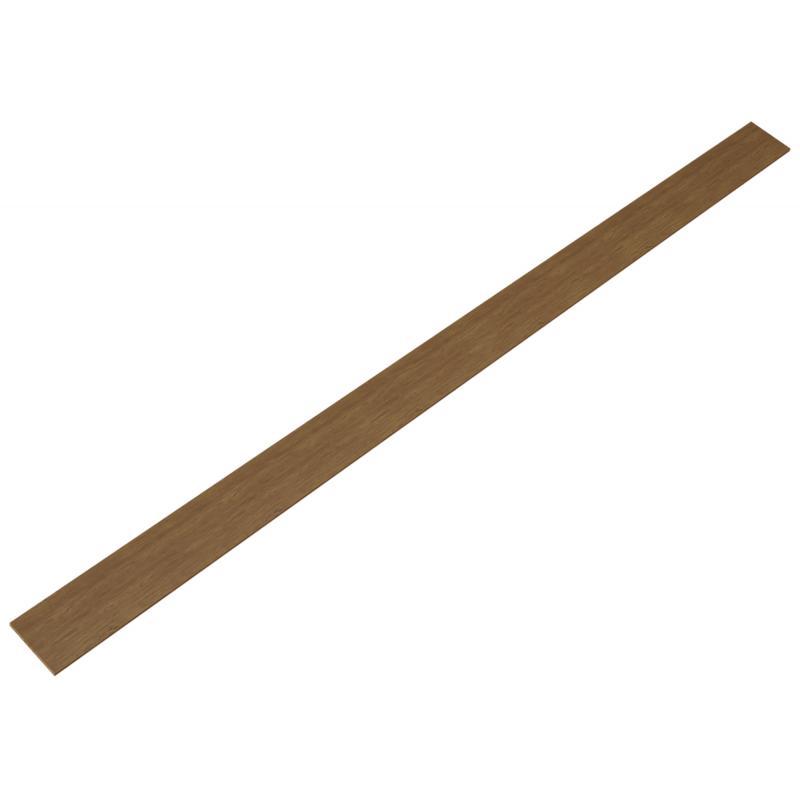 Добор Хелли 2070х130х10 мм шпон натуральный цвет дуб тонированный