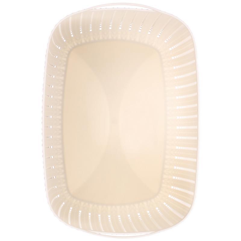 Корзина для хранения «Вязание», 7 л, цвет белый