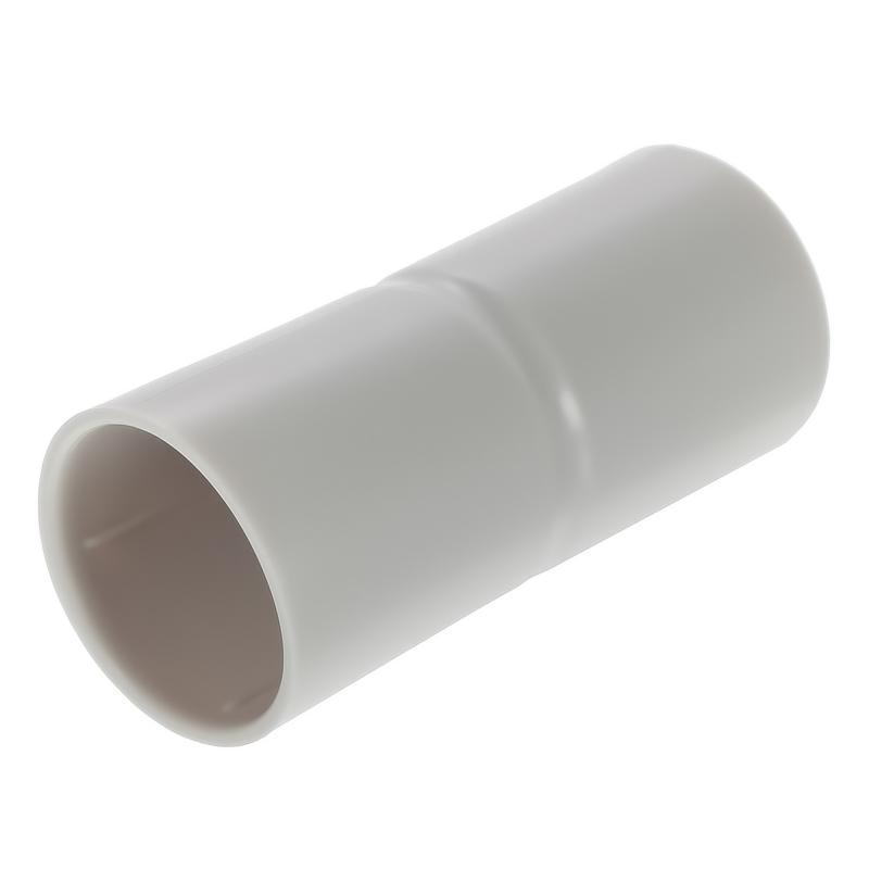Муфта для труб соединительная Экопласт D20 мм, 10 шт.