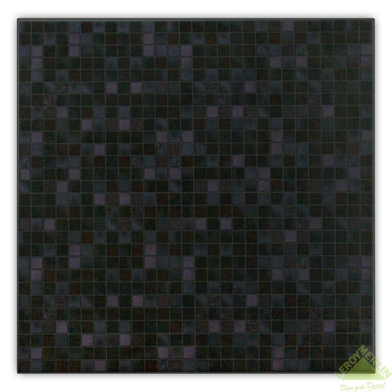 Плитка напольная Домино, цвет синий, 30х30 см, 1,35 м2