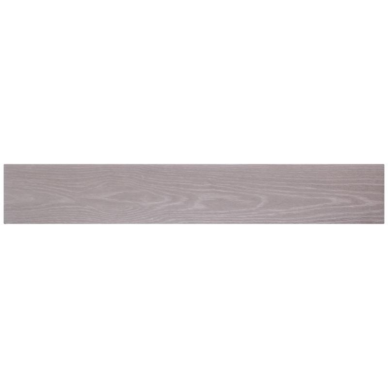 Керамогранит Корвет 13x80 см 1.248 м² цвет серый