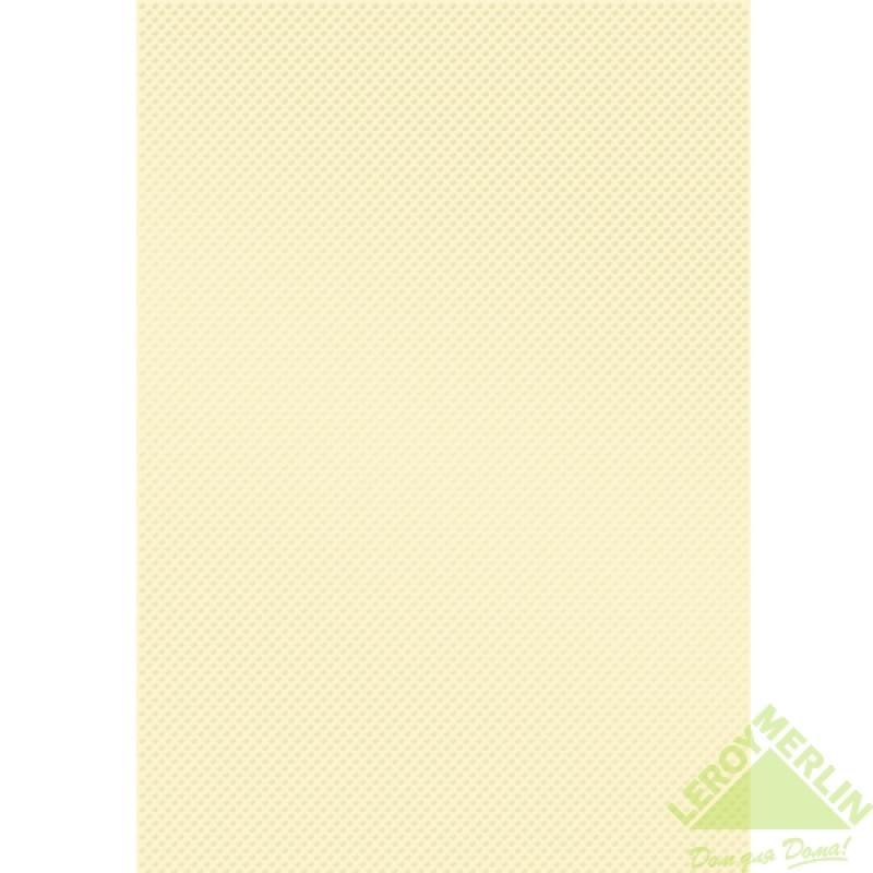 Плитка настенная Беатрис, цвет светло-бежевый, 40х28 см, 1,232 м2