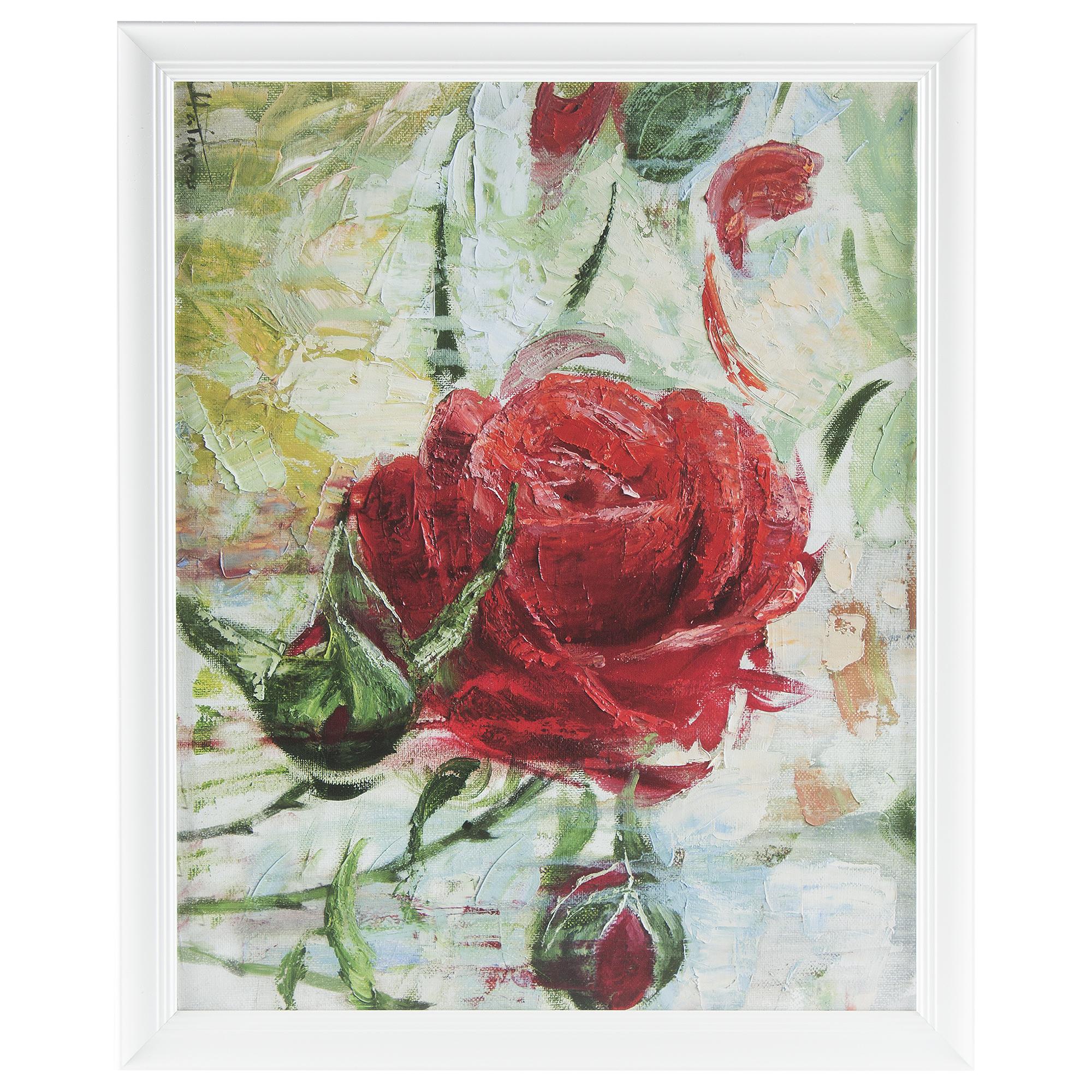 Постер в раме «Роза ветров» II 40х50 см