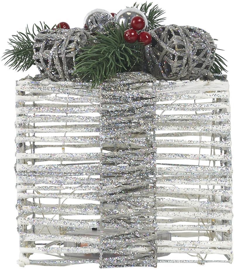 Светильник светодиодный «Подарочек», 17 см