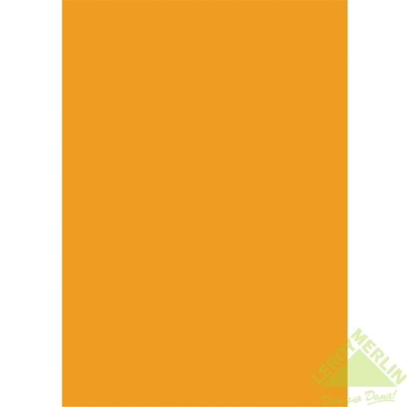 Плитка настенная Романтик, цвет оранжевый, 40х28 см, 1,232 м2