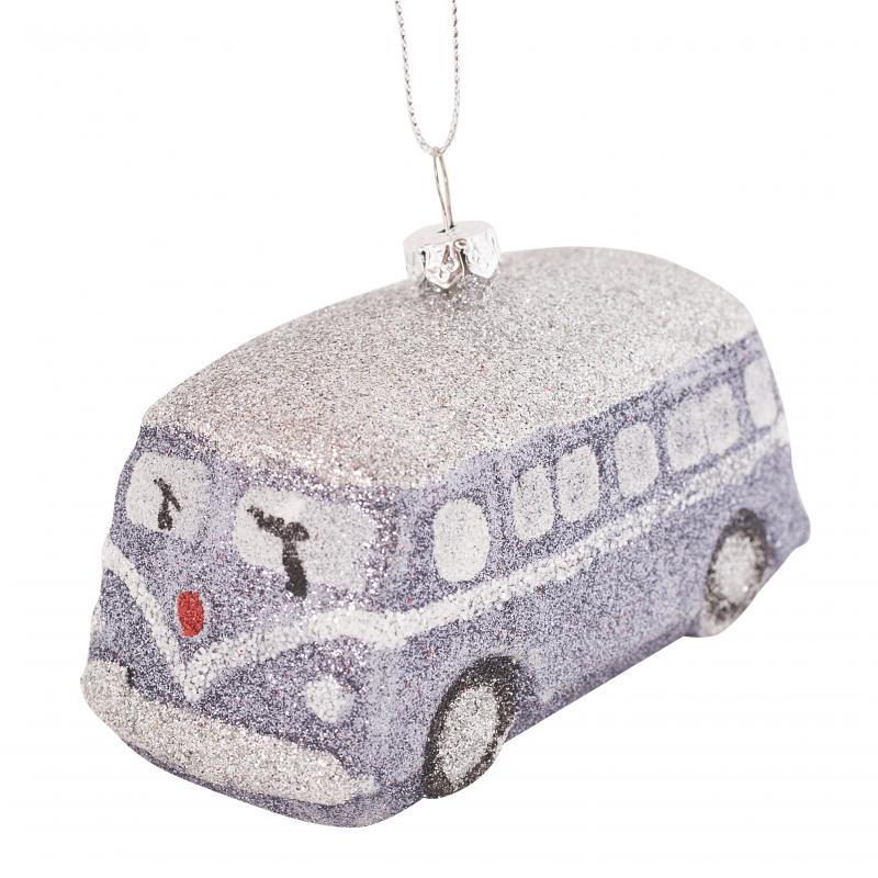 Украшение ёлочное «Автобус», 12 см