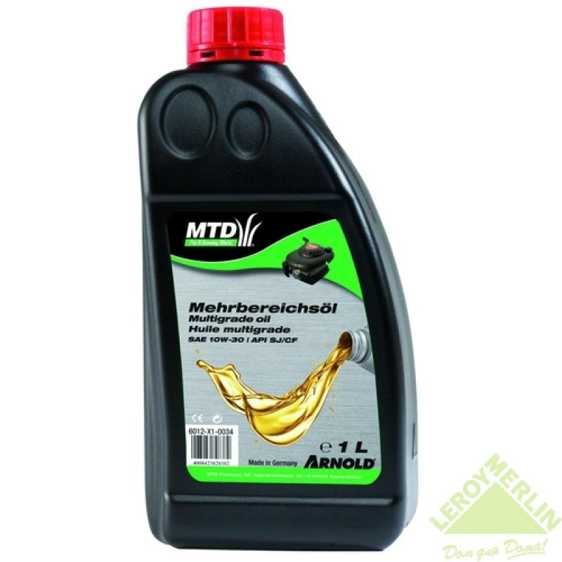 Масло моторное 4 Т MTD 10W-30