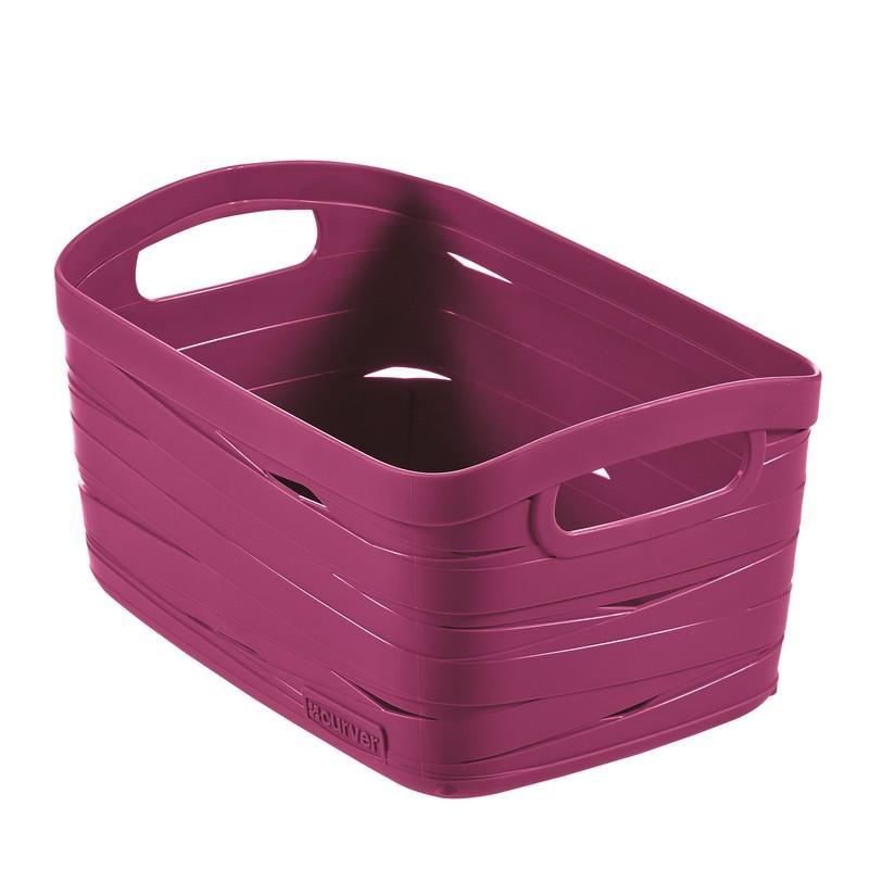 Корзина Curver Ribbon фиолетовая ХS