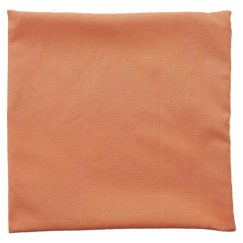 Наволочка Тинтура, декоративная, 40х40 см, цвет оранжевый