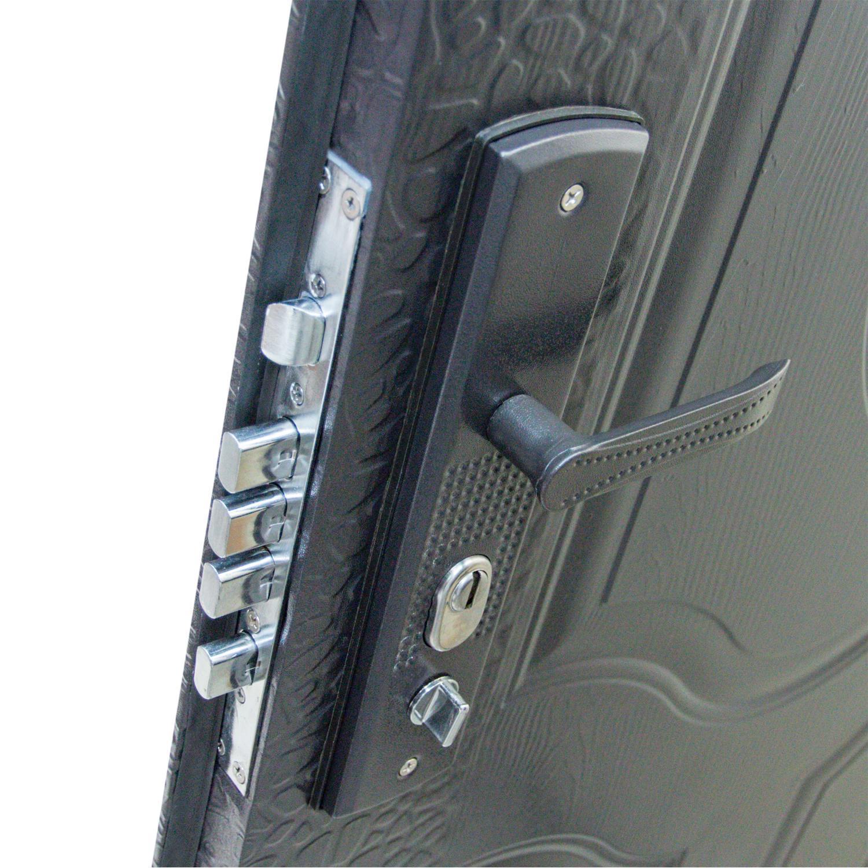 купить металлическую дверь в леруа мерлен