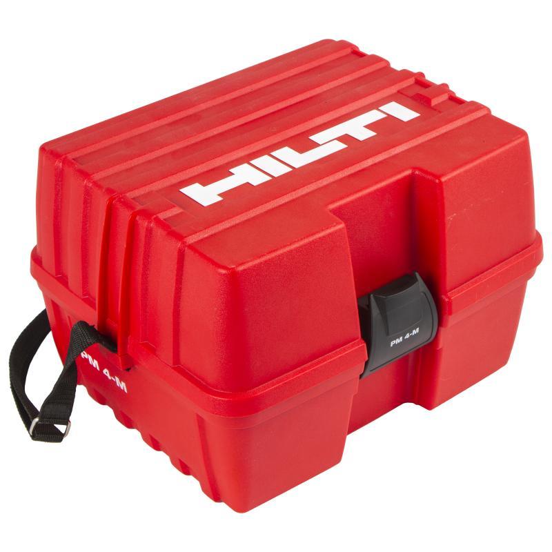Уровень лазерный Hilti PM4-M, дальность до 10 м
