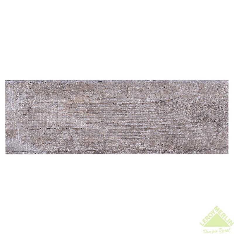 Керамогранит Рустик Грей, 20х60 см, 1,8 м2