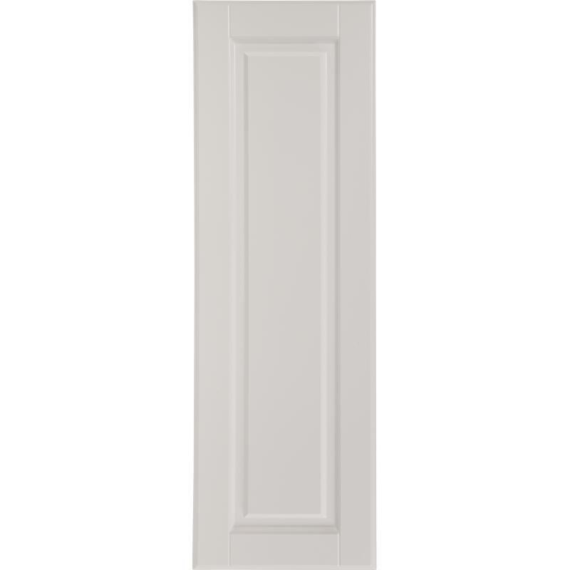 Дверь для шкафа Delinia «Леда белая» 40x92 см, МДФ, цвет белый