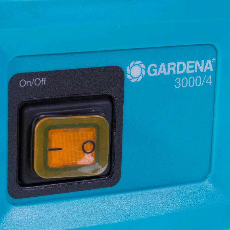 Насос садовый Gardena Classic 3000/4, 3100 л/час