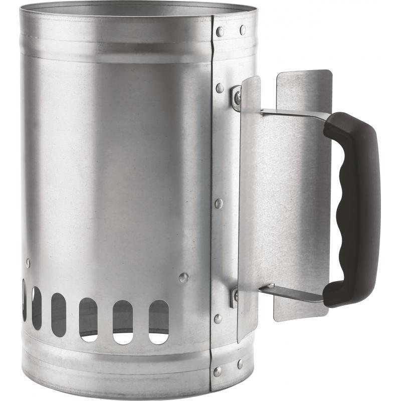 Труба-стартер для розжига угля