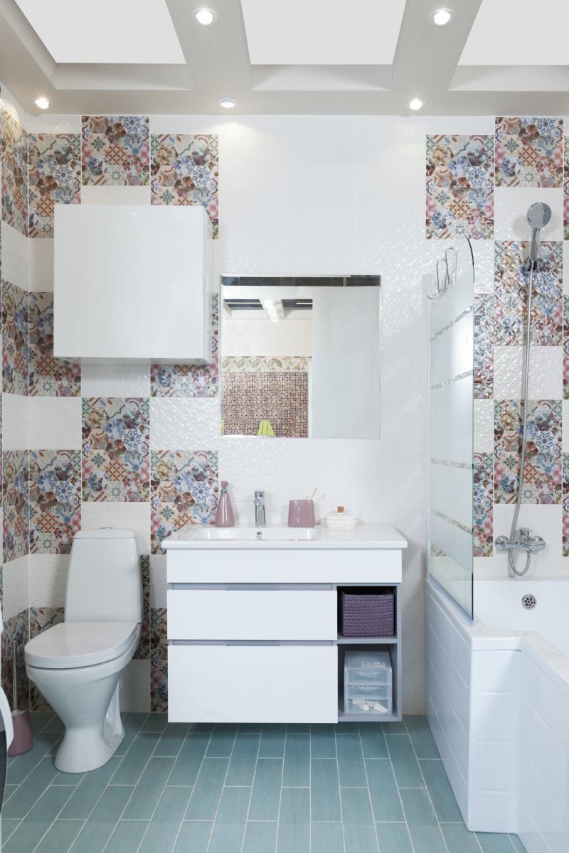 Раковина «Эйфория», левая, 90 см, эмалированная керамика, цвет белый