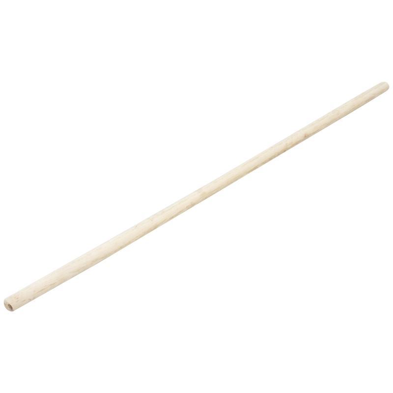 Черенок высший сорт для граблей, диаметр 29 мм, длина 130 см, бук
