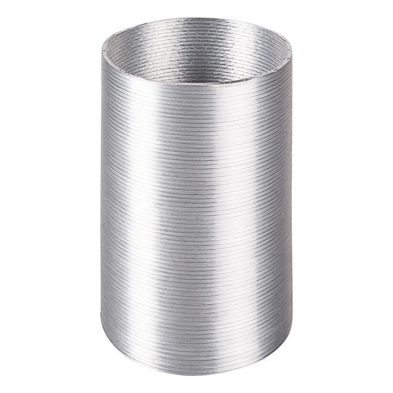 Воздуховод гибкий алюминиевый K D150мм 0,75-3м