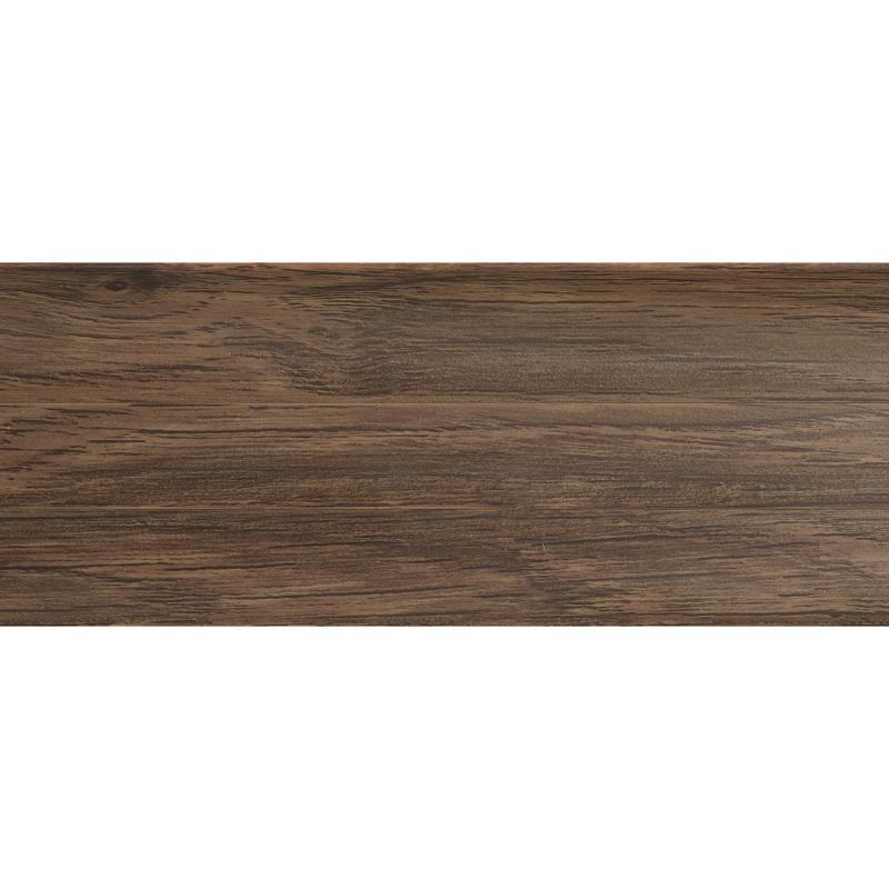 Плинтус напольный Artens ПВХ 65 мм 2.5 м цвет новара