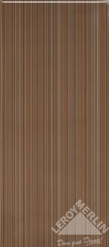 Плитка настенная Lam moka, 20x45 см, 1 м2