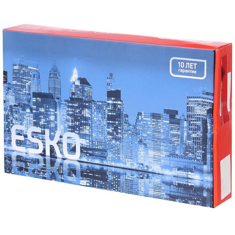 Смеситель для кухни Esko Termo с термостатом, цвет хром