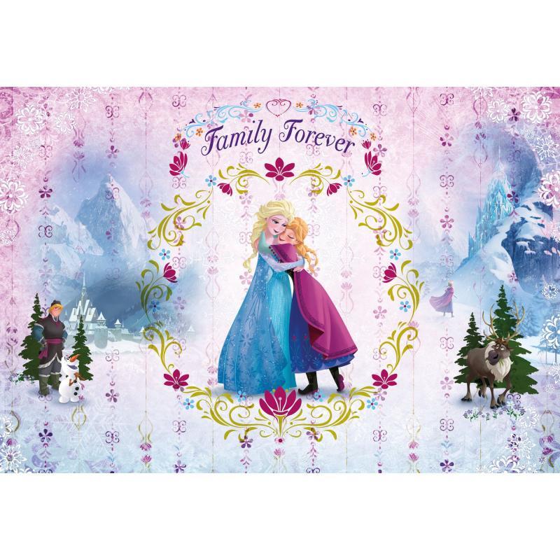 Фотопанно бумажное «Frozen Familiy» 368х254 см